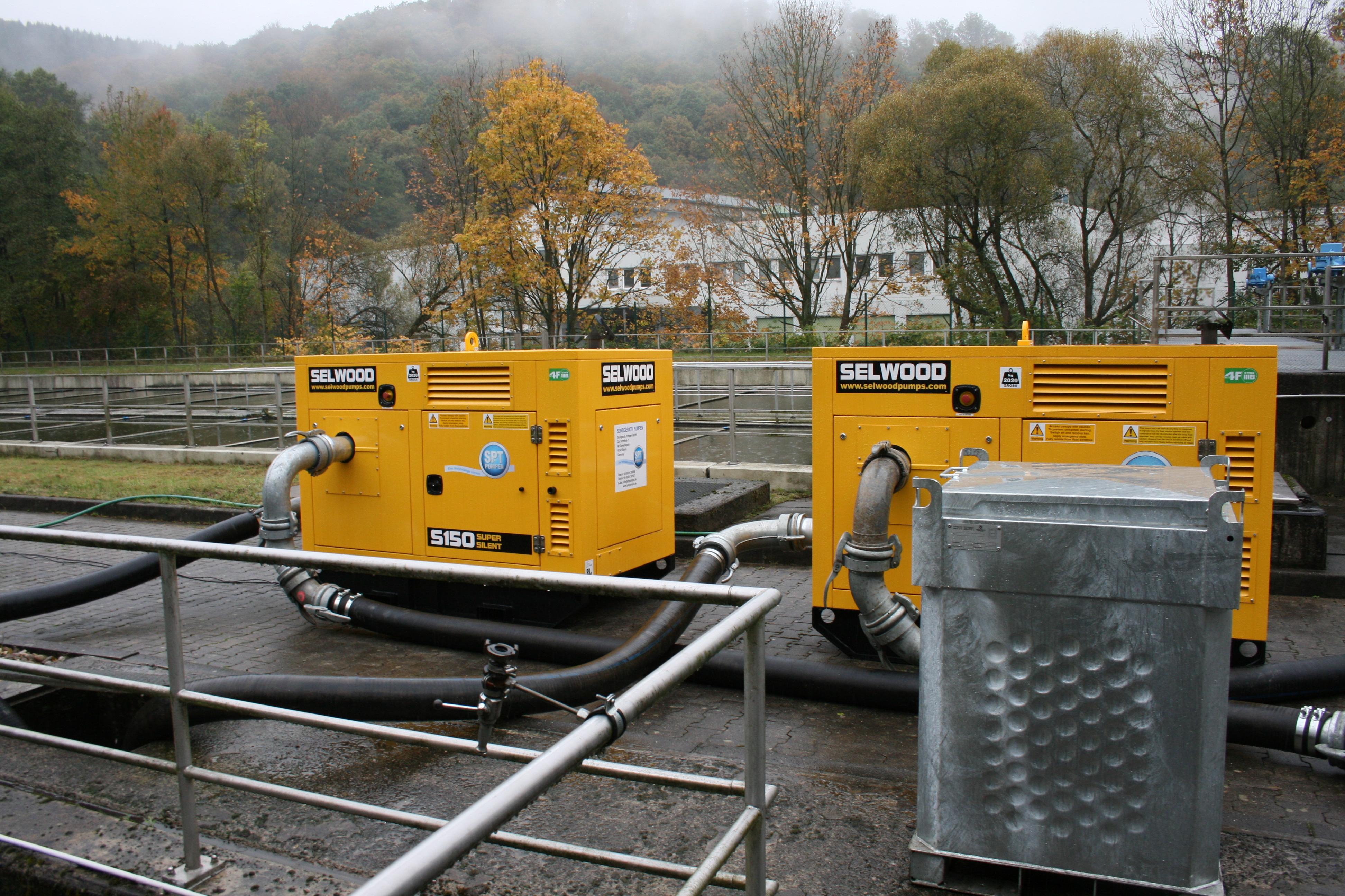 Vermietung – Söndgerath Pumpenhandels GmbH